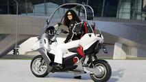 BMW C1-E Concept