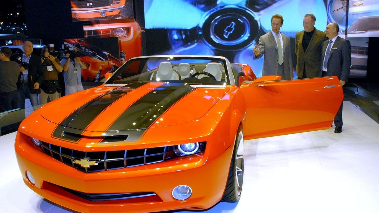 Los Angeles Auto Show 2007