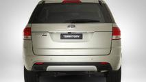 2011 Ford Territory TS for Australia RHD 08.02.2011