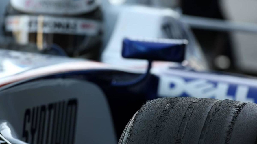 Heidfeld would be F1 tyre tester in 2010