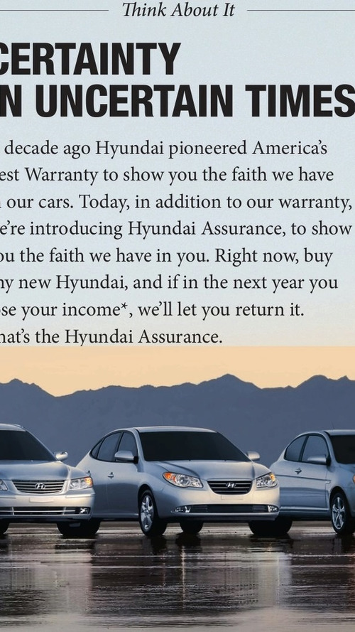 Hyundai offers unprecedented WalkAway vehicle return program