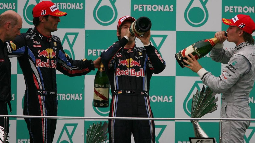 2010 Malaysian Grand Prix - RESULTS