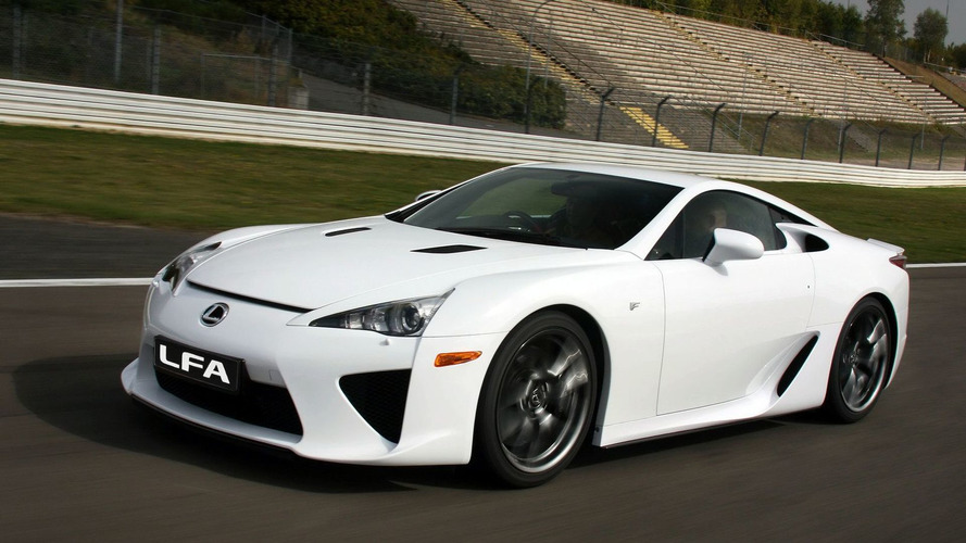 BMW & Lexus working on a new LFA - report
