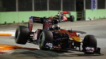 Jaime Alguersuari (ESP), Scuderia Toro Rosso - Formula 1 World Championship, Rd 15, Singapore Grand Prix, 25.09.2010