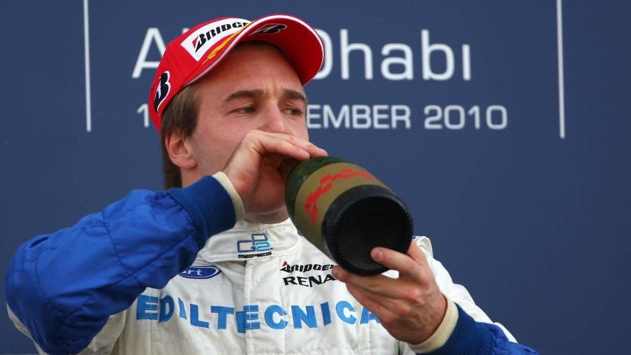 Davide Valsecchi (ITA), iSport International - GP2 Championship 2010, Rd 19 & 20, Abu Dhabi, 14.11.2010 Abu Dhabi, Abu Dhabi