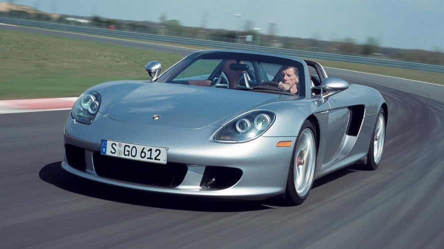 Cop rear ends Porsche Carrera GT, city gets stuck with $44,000 bill