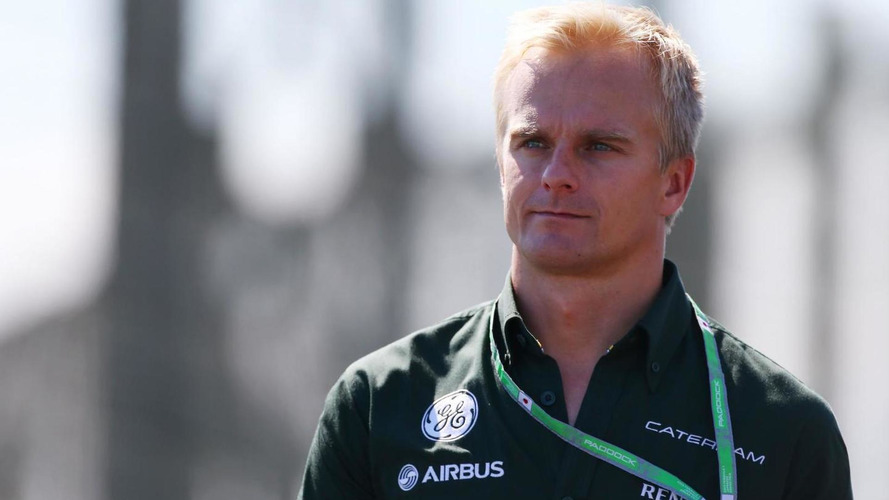 Kovalainen admits Caterham talks 'serious'