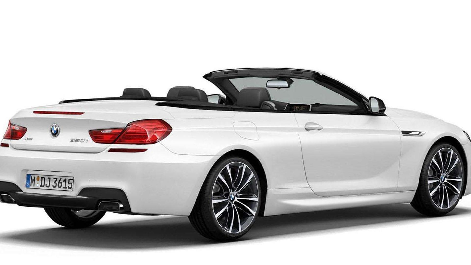 BMW Series Convertible Frozen Brilliant White Edition - Bmw 6 series convertible white