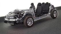PSA Peugeot Citroen EMP2 modular platform 22.1.2013