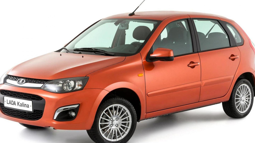 Datsuns to use Lada Kalina platform