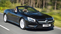 2013 Mercedes-Benz SL500 (UK-spec) 01.05.2013