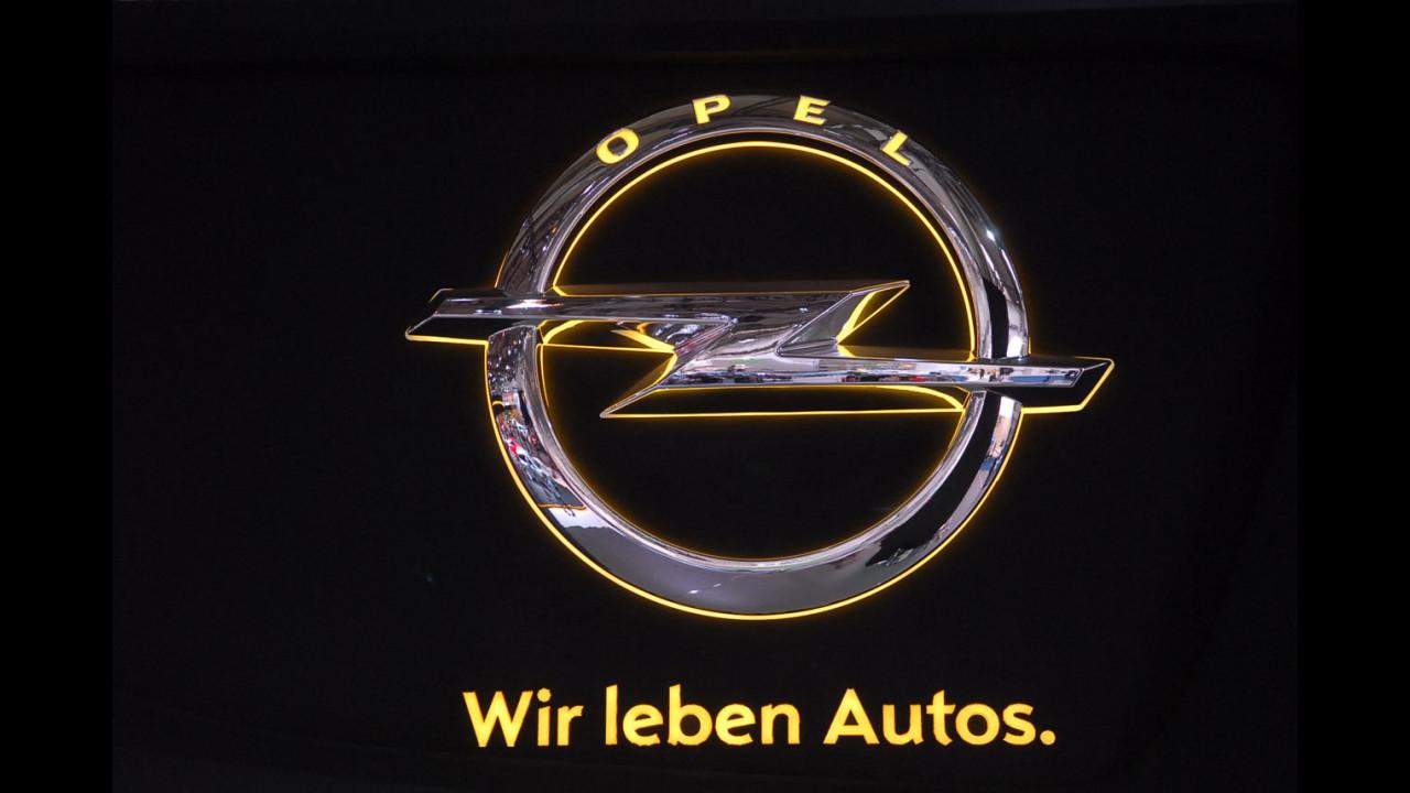 Opel al Salone di Francoforte 2011