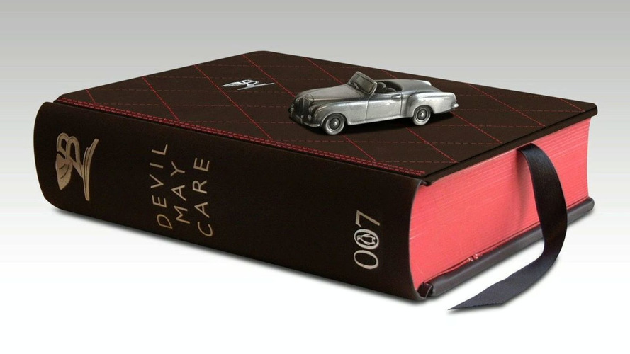 Bentley Designs New Bond Book Devil May Care