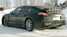 Porsche Panamera Production to Commence April 2009