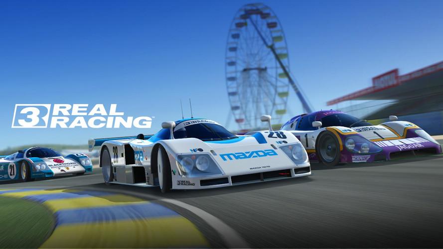 Ya puedes volver al Le Mans de los 80 y 90 desde el móvil