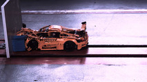 Lego Porsche 911 Crash Test