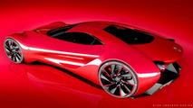 Alfa Romeo 6C DiscoVolante - Alex Imnadze