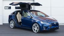 Tesla Model X par FAB Design
