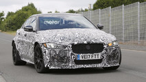 Hardcore Jaguar XE spy photos (Automedia)