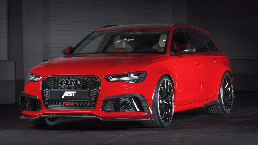 Audi RS6+ par ABT