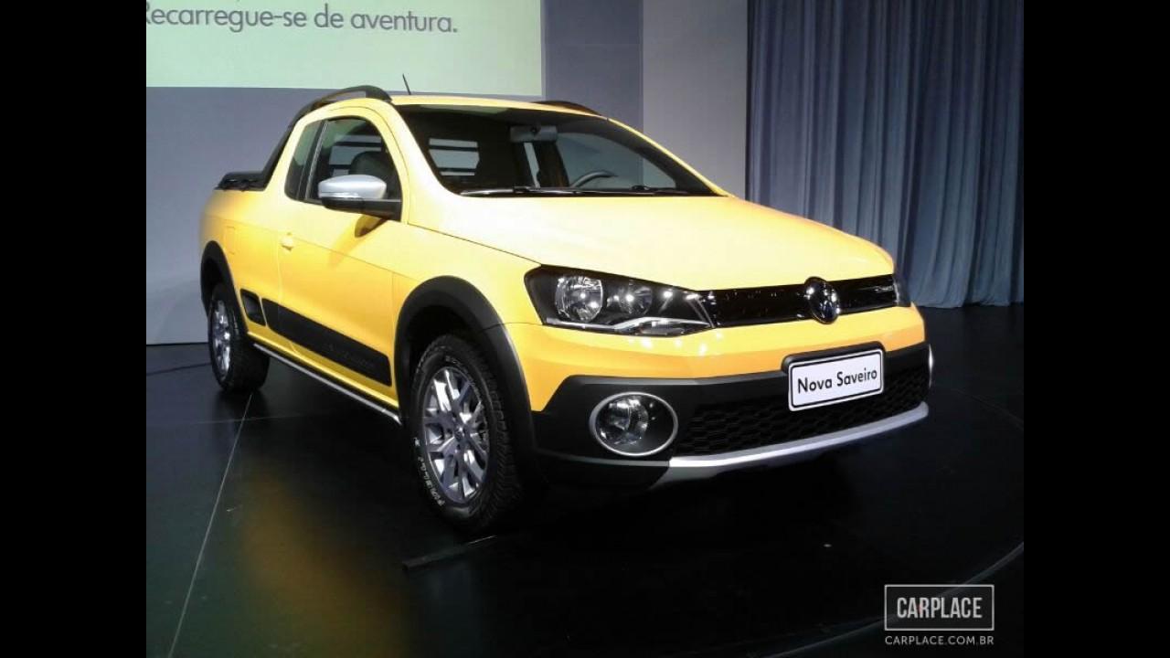 Volkswagen lança nova Saveiro 2014; confira fotos do evento