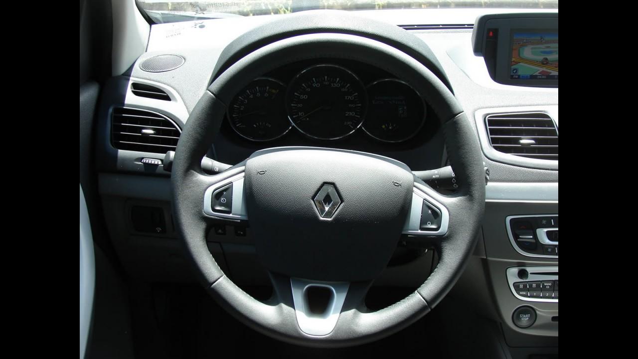 Renault já apresenta em seu site linha 2012 do Fluence