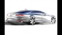 Novo Volkswagen Passat tem detalhes e primeiros esboços divulgados