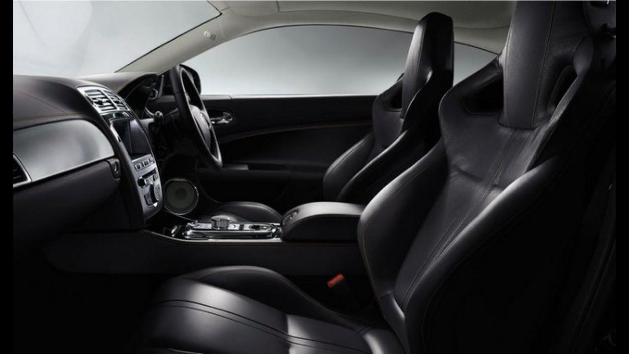 Jaguar anuncia série especial para os modelos XK e XKR