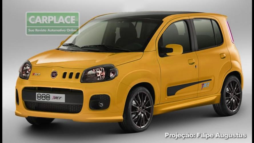 Novo Fiat Uno T-Jet ?