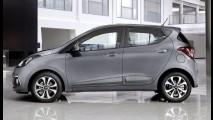 Salão de Frankfurt: Hyundai mostra nova geração do i10,