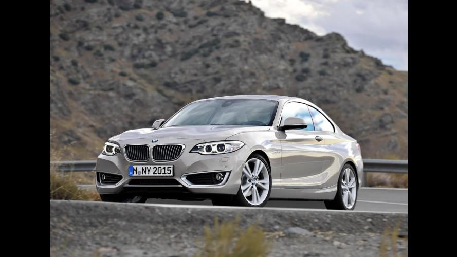 Galeria de Fotos: BMW Série 2 Coupé e esportivo M235 2014