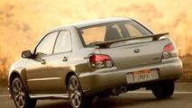 Redesign of 2006 Subaru Impreza Line