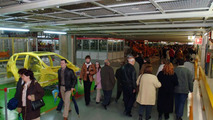 Open House Day at the Seat Martorell Factory