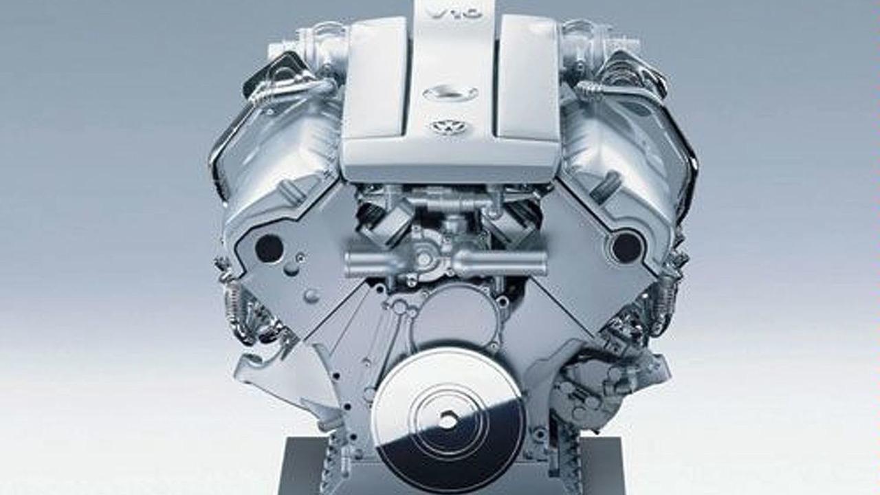 VW 5.0L V10 TDI engine