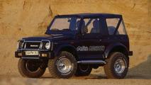 1993 Suzuki Delta Monster