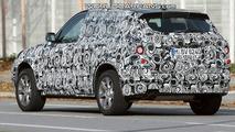2010 BMW X3 spied
