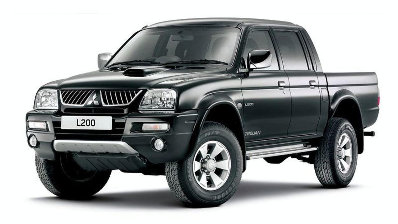 Mitsubishi L200 Trojan Special Edition