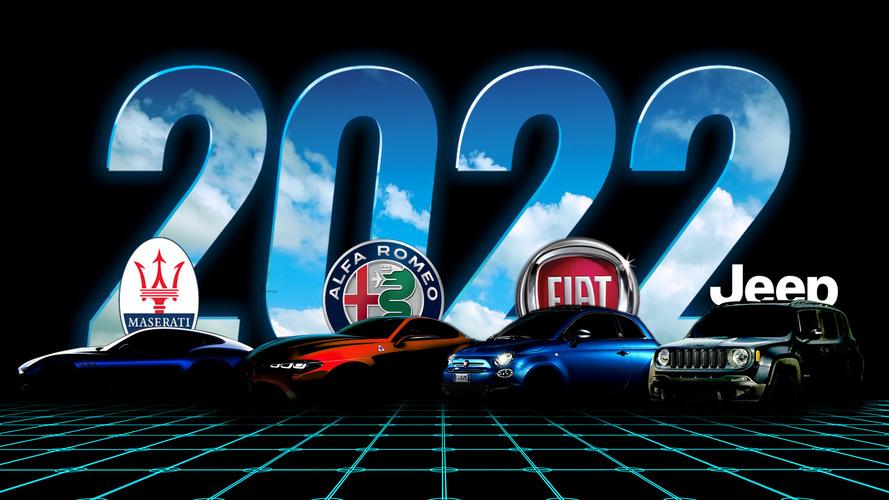 FCA, tutte le auto ibride ed elettriche fino al 2022