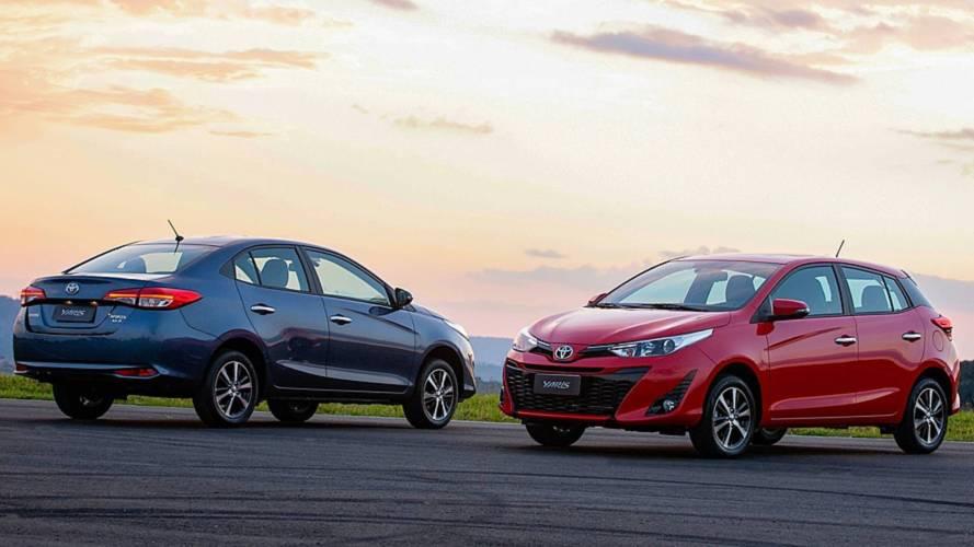 Oficial: Toyota Yaris chega por R$ 59.590 - veja versões, conteúdos e preços