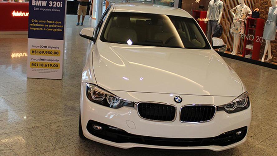 BMW Série 3 terá R$ 51 mil de desconto em dia sem imposto