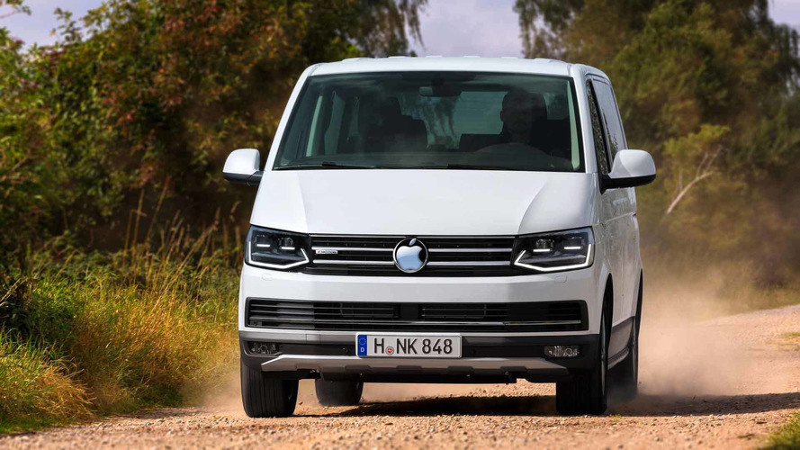 VW And Apple Allegedly Partner On Electric, Autonomous Transporters