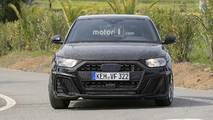 2019 Audi A1 Spied Almost Completely Undisguised