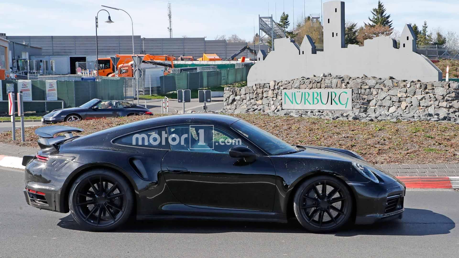 2018 - [Porsche] 911 - Page 6 Next-gen-porsche-911-turbo