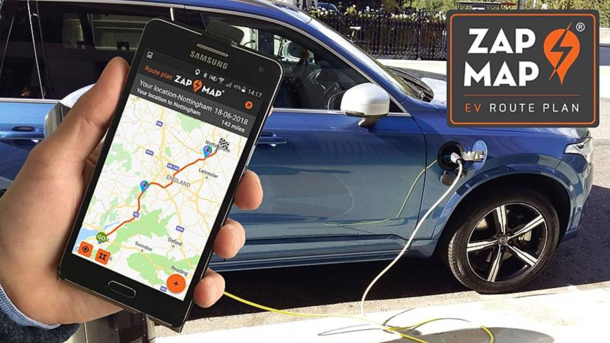 New app could help with EV range anxiety