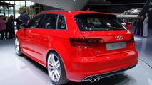 2013 Audi A3 Sportback world debut at Paris Motor Show
