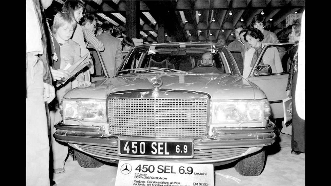 Mercedes 450 SEL 6.9 (1975)