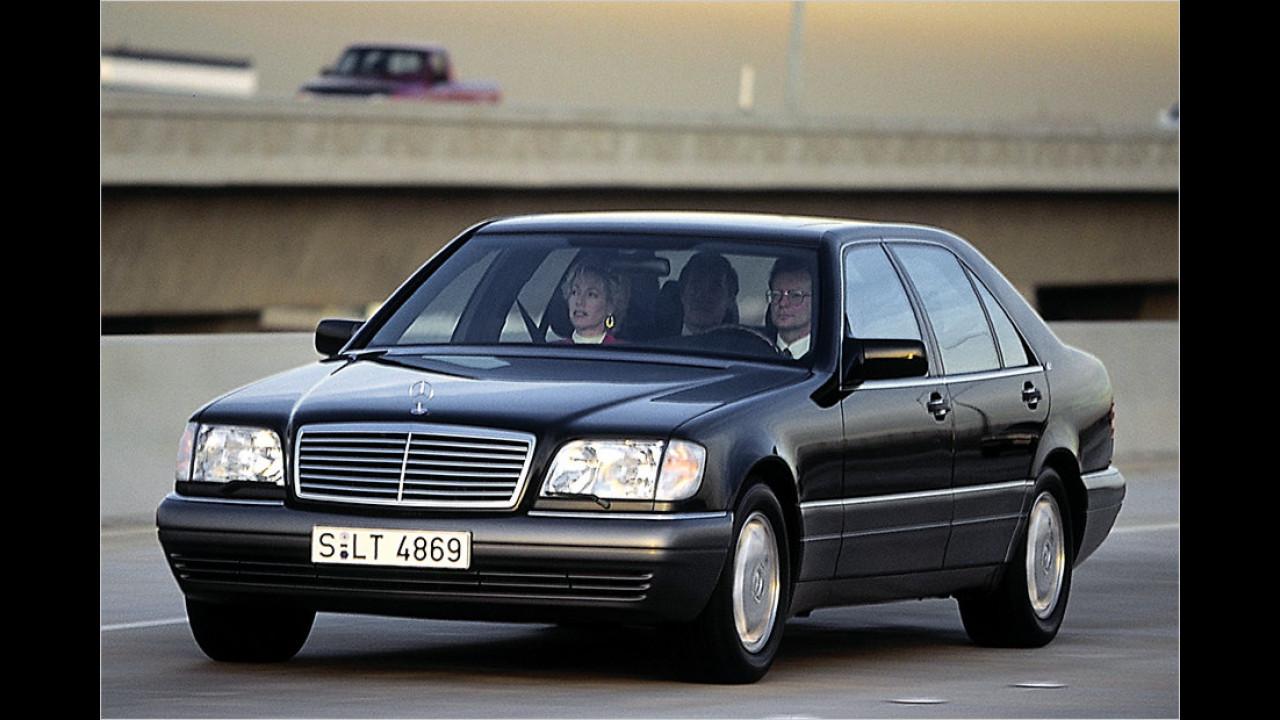 Mercedes S-Klasse (W 140, 1991-1998)