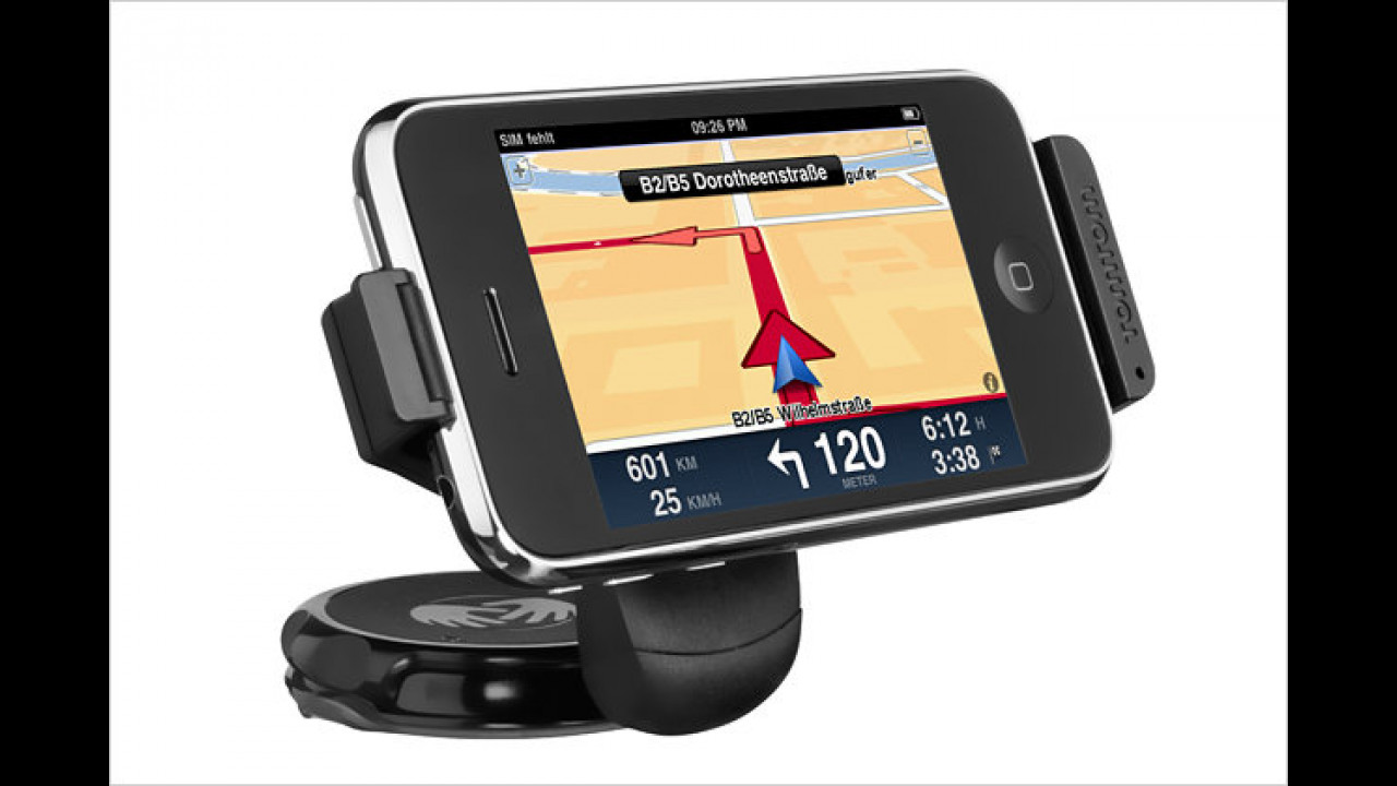 TomTom App fürs iPhone