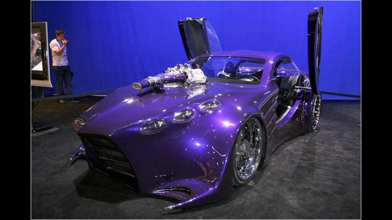 Ford Scythe by Galpin Auto Sports (GAS)