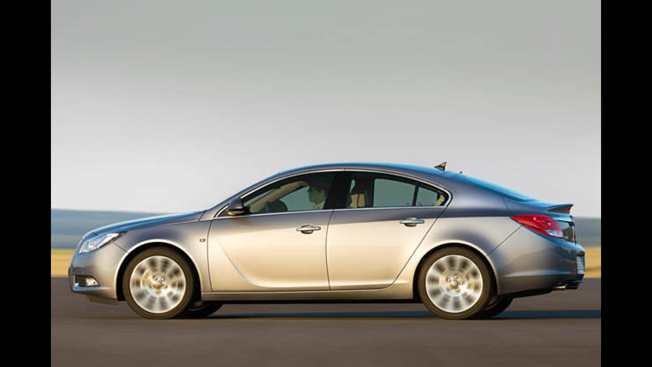 Opel Insignia 1.6 Turbo Edition 5-türig